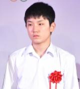 『平成28年度JOCスポーツ賞 表彰式』に出席した張本智和選手 (C)ORICON NewS inc.