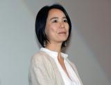 カンヌ国際映画祭で日本人女性監督初の「エキュメニカル審査員賞」を受賞した河瀬直美監督 (C)ORICON NewS inc.