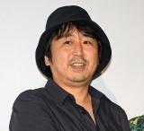 映画『逆光の頃』完成披露上映会に出席した小林啓一監督 (C)ORICON NewS inc.