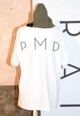 プロジェクト第一弾として、Tシャツ72枚を限定発売=マリエのファッションブランド『パスカル マリエ デマレ』 (C)ORICON NewS inc.