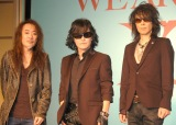 X JAPAN(左から)PATA、Toshl、HEATH (C)ORICON NewS inc.
