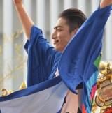 エンターテインメント公演『日本元気プロジェクト2017 スーパーエネルギー!!』に出演した伊勢谷友介 (C)ORICON NewS inc.