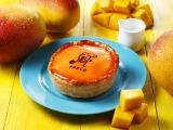 『焼きたてミニチーズタルト マンゴー×ヨーグルト』(税込価格:950円)