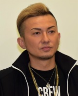 DA PUMP・ISSA (C)ORICON NewS inc.