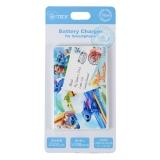 『モバイルバッテリーチャージャー リロ&スティッチ Lilo&Stitch 15th Anniversary』(税込価格:3564円)(C)Disney
