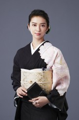 松本清張の不朽の名作『黒革の手帖』が武井咲主演で新たによみがえる(C)テレビ朝日