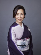 テレビ朝日系『黒革の手帖』(7月20日スタート)に出演する真矢ミキ(C)テレビ朝日
