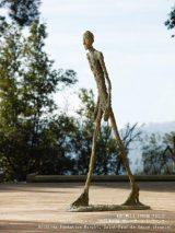 6月14日より東京・国立新美術館を皮切りに『ジャコメッティ展』開催。展示作品「歩く男I」