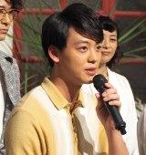 連続テレビ小説『ひよっこ』の新キャスト発表会見に出席した竹内涼真 (C)ORICON NewS inc.