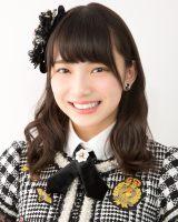 暫定39位 6,981票 後藤萌咲(AKB48 Team B)(C)AKS