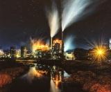 まるで絵のような工場夜景写真 『行ける工場夜景展』