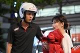 日本テレビ系7月スタートドラマ『過保護のカホコ』に出演する(左から)竹内涼真、高畑充希(C)日本テレビ