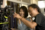 映画『ナラタージュ』メイキングカット (C)2017「ナラタージュ」製作委員会