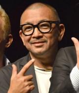 映画『イイネ!イイネ!イイネ!』フライングスペシャル上映会に出席した中野英雄 (C)ORICON NewS inc.