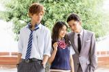 映画『兄に愛されすぎて困ってます』は6月30日公開 (C)2017「兄こま」製作委員会(C)夜神里奈/小学館