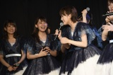 岡田奈々(中央)は10位発進=『第9回AKB48選抜総選挙』投票速報の模様 (C)AKS