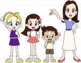 NHK・Eテレの食育番組『ゴー!ゴー!キッチン戦隊クックルン』(C)NHK