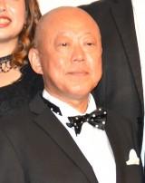 映画『TAP -THE LAST SHOW-』初日舞台あいさつに登壇した六平直政 (C)ORICON NewS inc.