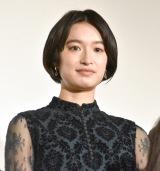 映画『こどもつかい』公開記念舞台あいさつに出席した門脇麦 (C)ORICON NewS inc.