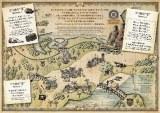東京ディズニーランドで映画『パイレーツ・オブ・カリビアン/最後の海賊』の世界観を楽しめるスペシャルプログラムがスタート。アトラクション「カリブの海賊」を体験すると謎解きプログラム「パイレーツ・ミステリー」3つの宝を探せの地図がもらえる (C)Disney