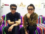 藤井フミヤ(右)・藤井尚之(左)による兄弟ユニット・F-BLOODが9年ぶり新作アルバム『POP 'N' ROOL』をリリース(6月21日発売) (C)ORICON NewS inc.