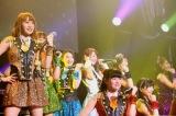 結成7周年を記念したLIVE『SUPER☆GiRLS 7th Anniversary LIVE』を行ったUPER☆GiRLS