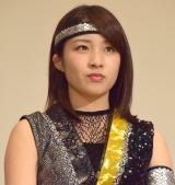 映画『JKニンジャガールズ』舞台あいさつに出席した藤井梨央 (C)ORICON NewS inc.