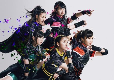 【芸能】ももクロ、8・2新曲タイトルは「BLAST!」 スポーティーな新ビジュアル公開