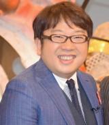 TBS系特番『世界の秘境で日本料理』収録後の囲み取材に出席した天野ひろゆき (C)ORICON NewS inc.