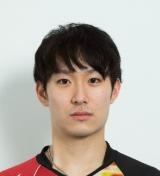 バレーボール日本代表の柳田将洋選手