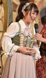 AKB48・向井地美音(写真:島袋常貴)