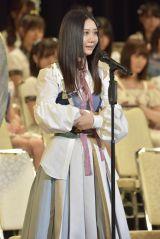 SKE48・古畑奈和(写真:島袋常貴)
