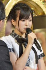NMB48・須藤凜々花(写真:島袋常貴)