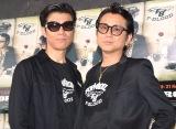 F-BLOOD(左から)藤井尚之、藤井フミヤ (C)ORICON NewS inc.