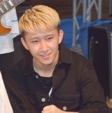 ボーカルのU-SAY (C)ORICON NewS inc.