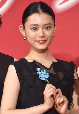映画『メアリと魔女の花』のスペシャルトークイベントに出席した杉咲花 (C)ORICON NewS inc.