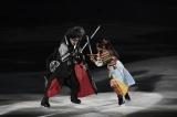『歌舞伎×フィギュアスケート 氷艶〜破沙羅〜』8月27日、NHK・BSプレミアムで放送(C)氷艶hyoen2017-破沙羅-