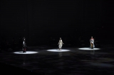 氷上だから可能なパフォーマンスに注目(C)氷艶hyoen2017-破沙羅-