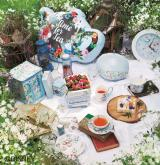 「Afternoon Tea LIVING」からディズニー映画『ふしぎの国のアリス』にインスパイアされた限定アイテムが登場(C)DISNEY