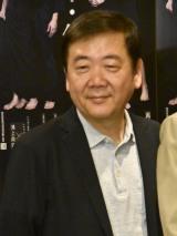 作・演出:鴻上尚史の舞台『ベター・ハーフ』作・演出の鴻上尚史 (C)ORICON NewS inc.