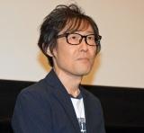 キャリア初の舞台あいさつに臨んだREBECCAの土橋安騎夫 (C)ORICON NewS inc.