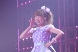 声帯手術後初ライブで歌手活動を再開させた声優・内田彩
