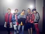 全国ツアー初日に新曲「君色」のリリースを発表したDa-iCE