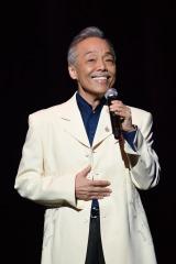 日本テレビ系大型音楽番組『THE MUSIC DAY 願いが叶う夏』に出演する谷村新司
