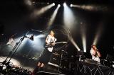 """活動15周年を記念して行われた『NTT DOCOMO presents MIYAVI 15th Anniversary Live""""NEO TOKYO 15""""』 Photo/田辺佳子"""
