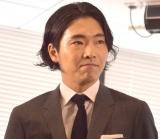 妻・安藤サクラの第1子出産を報告した柄本佑 (C)ORICON NewS inc.