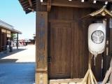 大河ドラマで注目の浜松・井伊家ゆかりの地を巡る旅。『おんな城主 直虎』大河ドラマ館と駐車場を挟んだ隣に気賀関所 (C)ORICON NewS inc.