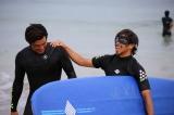 盲目サーフィンイベント『ブラインドサーフィン』の模様