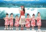 『モアナと伝説の海』MovieNEX発売記念イベントに登壇した屋比久知奈