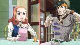 テレビアニメ『ジョジョの奇妙な冒険 ダイヤモンドは砕けない』Blu-ray&DVD全巻購入特典OVA『岸辺露伴は動かない』場面カット(C)LUCKY LAND COMMUNICATIONS/集英社・ジョジョの奇妙な冒険DU製作委員会